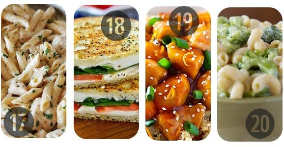 25 Cheap and Easy Meals for College Students 17-20