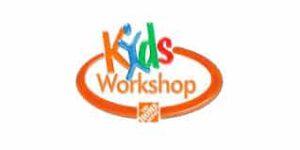 Home Depot Kids Workshop logo