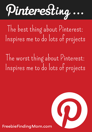 A little Pinterest humor...