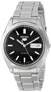 Amazon Best Bargain of the Day: Seiko Men's Automatic Stainless Steel Watches Only $53.99 Shipped (Regularly $185.00!)