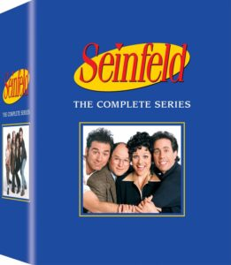 Amazon Best Bargain of the Day: Seinfeld: The Complete Series (DVD) Only $58.99 (Regularly $149.99)