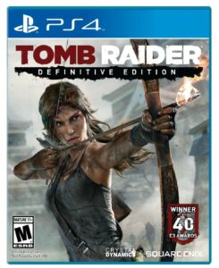 Amazon Best Bargain of the Day: Tomb Raider: Definitive Edition for PlayStation 4 and Xbox One Only $39.99 Shipped (Regularly $59.99)