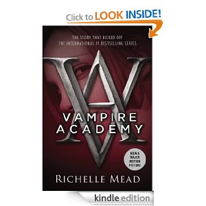 Amazon Best Bargain of the Day: The Vampire Academy Series on Kindle, $2.99 Each
