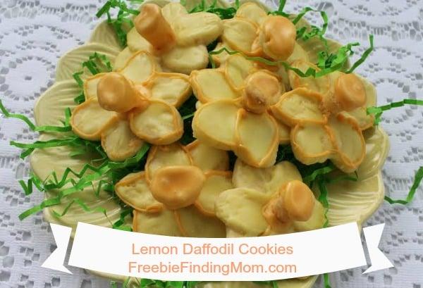 Lemon-Daffodil-Cookies