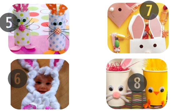 25 Easter Crafts For Toddlers And Preschoolers 5 8