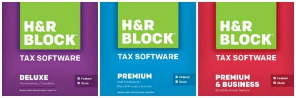 Amazon Best Bargain of the Day: Up to 56% Off on Select H&R Block Tax Products