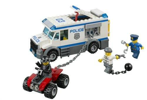 Amazon Toy Deals! Highly Rated LEGO City Toys + V-Tech 2-in-1 Shop and Cook Playset