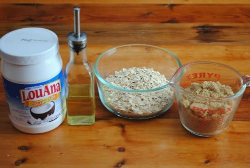 oatmealbodyscrubingredients