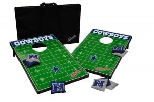 Outdoor party game cornhole