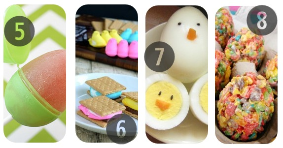 25 Easter Recipes for Kids to Make 5-8