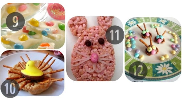 25 Easter Recipes for Kids to Make 9-12