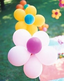 Frugal Garden Party Ideas