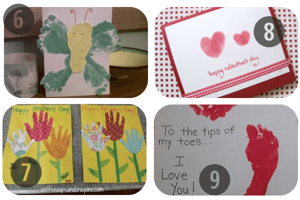 25 Homemade Mother's Day Cards 6-9