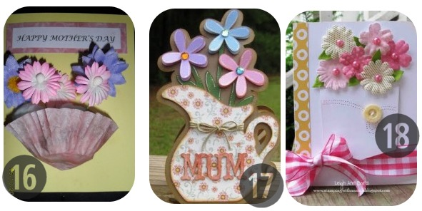 25 Homemade Mother's Day Cards 16-18