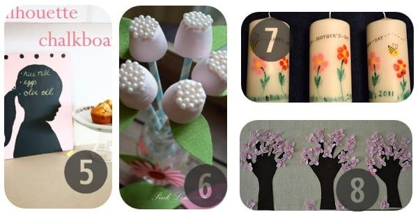 25 Homemade Mother's Day Gifts 5-8
