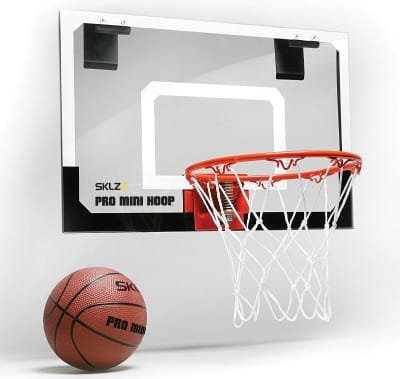 Amazon Best Bargain of the Day: Highly Rated,  SKLZ Pro Mini Basketball Hoop Only $14.99 (Regularly $29.99)