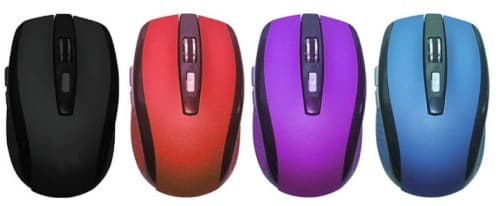 wireless optical mice to promote Living Social promo code