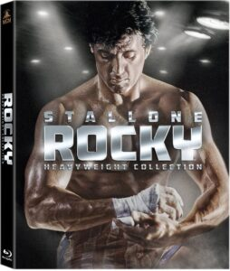 Amazon Best Bargain of the Day: Rocky: Heavyweight Collection on Blu-Ray Only $22.99 (Regularly $59.99)