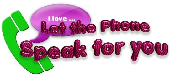 Speak For Me app banner to promote today's FREE Android app download
