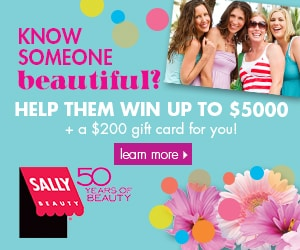 Nominate the Most Beautiful Woman You Know to Win $5,000 Cash + You Could Win a $200 Gift Card