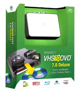Amazon Best Bargain of the Day: Over 50% Off VHS to DVD Software