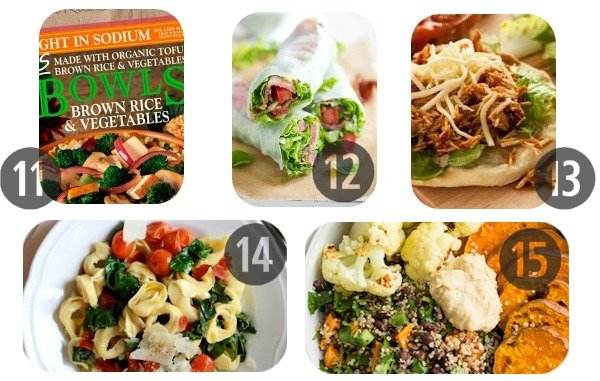 25 Healthy Lunch Recipes for Work 11-15
