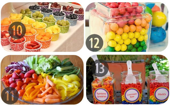 The Ultimate Rainbow Party Ideas Guide 25
