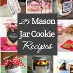25 Mason Jar Cookie Recipes