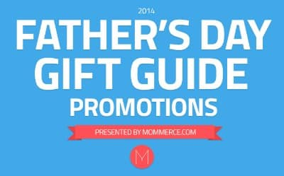 Father's Day Gift Guide Promotions and Bargains