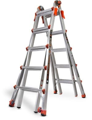 Amazon Best Bargain of the Day: Little Giant Ladder Systems 300-Pound Duty Rating Multi-Use Ladder, 22-Foot Only $198.99 Shipped (Regularly $320.00)