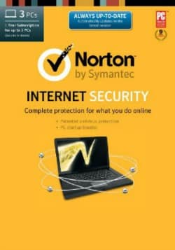 Amazon Best Bargain of the Day: 75% Off Norton Internet Security