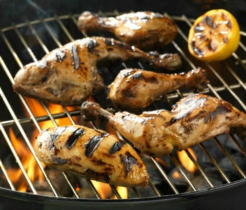 Fun Summer Recipes: The Best Grilled Chicken Recipe Ever
