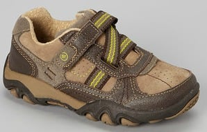 Zulily.com: Great Deals on Stride Rite Shoes for Girls and Boys (Through August 9) - boys suede