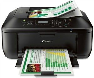 Amazon Best Bargain of the Day: Canon PIXMA Wireless All-In-One Inkjet Printer Only $44.99 Shipped (Regularly $99.99)