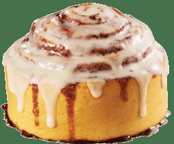 Freebie: FREE MINIBON Cinnamon Roll at Cinnabon
