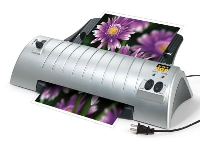 Amazon Best Bargain of the Day: Up to 77% Off Scotch Thermal Laminator and 100-Pack Pouches