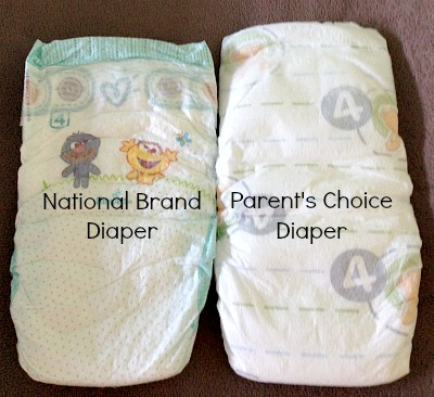 Try Parent's Choice Diapers…You Might Be Surprised - Save money on diapers and experience generous sizing and absorbency on par with national brands with Parent's Choice Diapers.