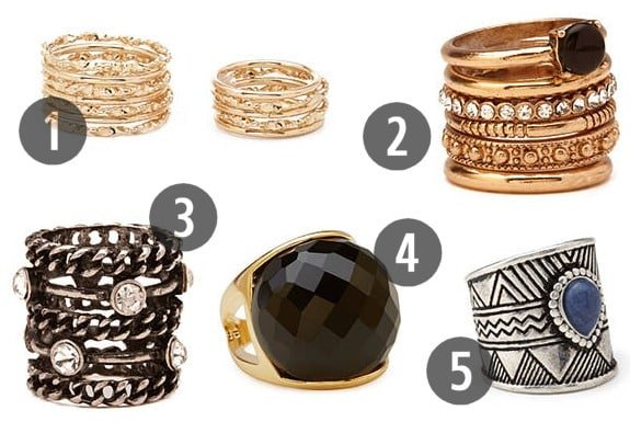 Chic and Cheap Women's Jewelry for Under $10 1