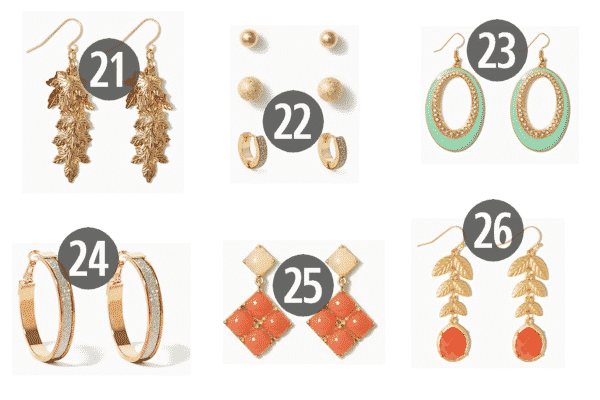 Chic and Cheap Women's Jewelry for Under $10 5