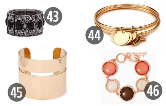 Chic and Cheap Women's Jewelry for Under $10 9
