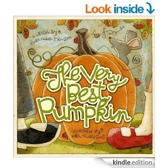 Preschool Halloween Book 8 - The Very Best Pumpkin