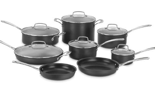 Amazon Best Bargain of the Day: Up to 75% Off Select Cuisinart Cookware Sets