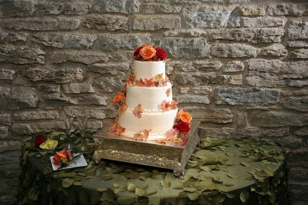 Fall Wedding Reception Ideas From My Wedding