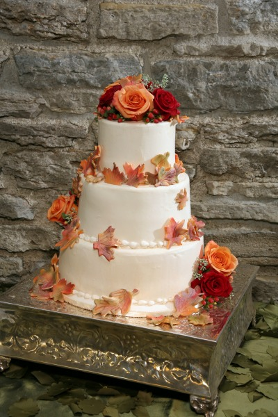 Fall Wedding Reception Ideas From My Wedding 4