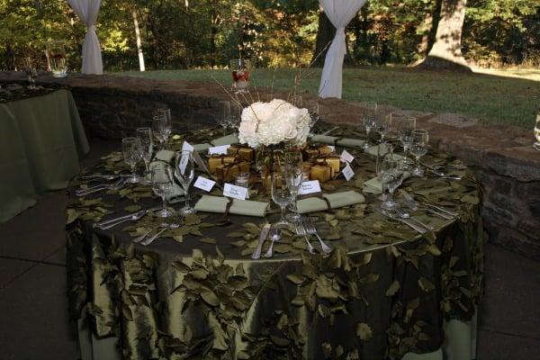 Fall Wedding Reception Ideas From My 5