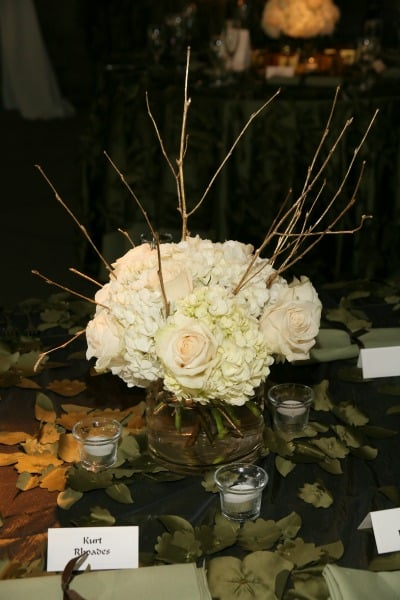 Fall Wedding Reception Ideas From My Wedding 6