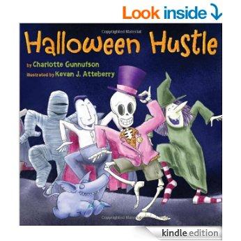 Preschool Halloween Book 5 - Halloween Hustle