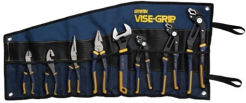 Amazon Best Bargain of the Day: Irwin Vise-Grip GrooveLock 8-Piece Plier Set Only $58.99 Shipped (Regularly $160.44)