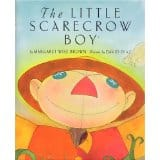 Preschool Halloween Book 9 - Little Scarecrow Boy