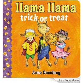 Preschool Halloween Book 6 - Llama Llama Trick or Treat